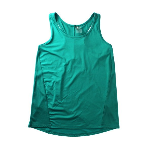 08c3545420 Womens Blue Grass Pieced A-Line Tank Top Shirt. NWT. CALIA by Carrie  Underwood